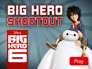 Baymax Sky Patrol: Big Hero 6