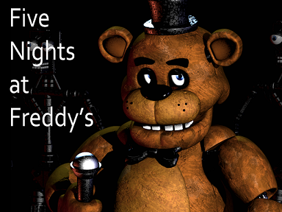 to five nights play games