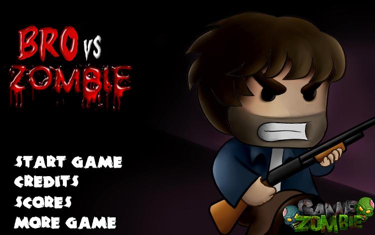 Bro vs Zombie