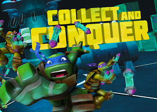 Collect and Conguer - TMNT