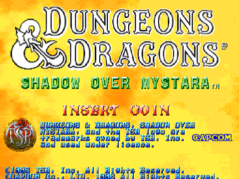 Dungeons & Dragons : Shadow over Mystara