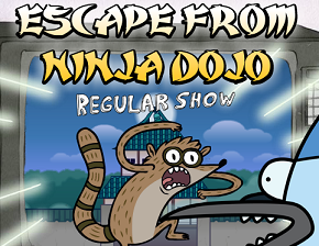 Escape from the Ninja Dojo