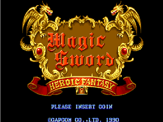 Magic Sword : Heroic Fantasy