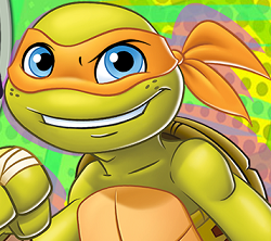 Mikey's Day Off – Teenage Mutant Ninja Turtles