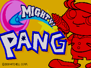 Mighty! Pang