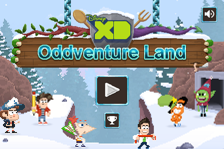 Oddventure Land