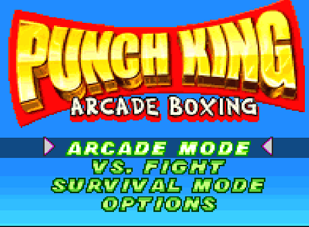 Punch King - Arcade Boxing