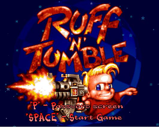 Ruff N Tumble