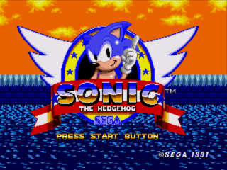 Sonic 1 Back to South Island