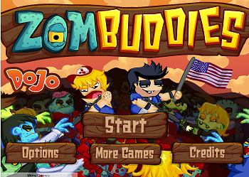 Zombie Buddies